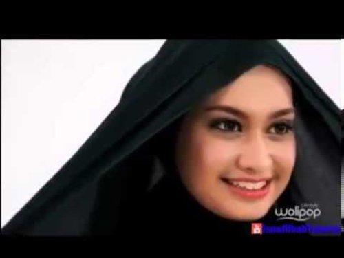 Cara Memakai Hijab Pashmina untuk Pergi ke Kantor Wolipop - YouTube