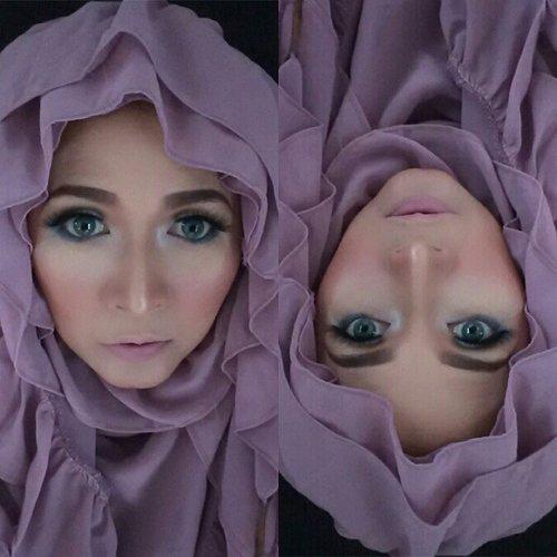 Another Perfect Glow Matte Lipstick from @inezcosmetic - Light Blush #makeupbyedelyne #hijabbyedelyne #indonesianbeautyblogger #fotdibb #clozetteid #makeup #mua #makeupjunkie #makeupartist #wakeupandmakeup #pinkmakeuplook #hijabstyle #hijab #riasmuslimah #muaindonesia #selfie #hijaboftheday #hijabfashion