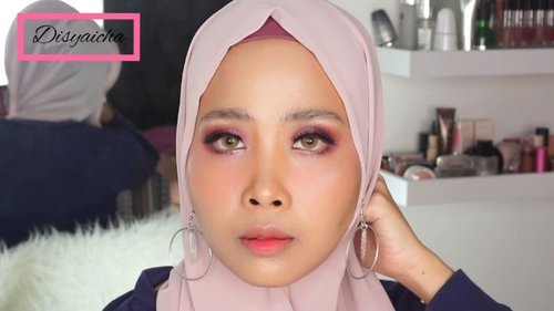 Minitutorial #nyadisyaicha ( pink makeup )Detail@pixibeauty (glow mist)@lagirlcosmetics ( pro concl orange)@pixycosmetics ( cushion)@maybelline (brow precise)@toofaced ( chocolate bon bons)@pixycosmetics ( lipstick 106)@catrice.cosmetics ( blushon)@rollover.reaction ( sally)@colourpopcosmetics x littel pony purple)...... ...#100daymakeupchallenge #beautyenthusiast #beauty #beautygram #makeup #makeuptutorial #contourtutorial #makeup #beautygoersid #indobeautygram #indoveautysquad #beautygram #beautybloggerindonesia #tasyashoutoutfarasya #dwiendahpusparini #clozetteid #clozette #ivgg #ivgbeauty #esqa #esqaddicted #minitutorial #indovigram #eotd #ibv #udindonesia@beautybloggerindonesia @tampilcantik @ragam_kecantikan @cchannel_beauty @indobeautygram @tips_kecantikan @popbela_com @clozetteid @bloggermafia @indobeautygram @indovigram