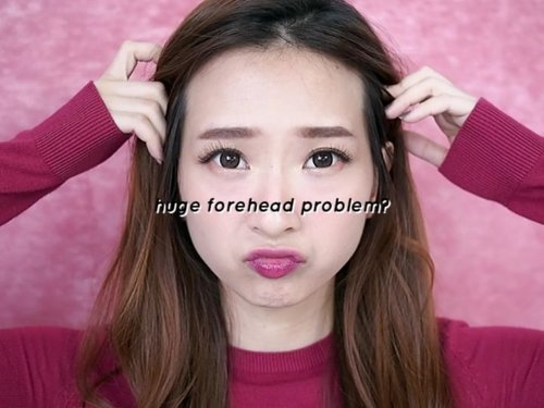 How I fix my overly huge forehead with hairline contouring. Trik simple buat kalian-kalian yang punya jidat gede ga ke kontrol kayak aku 🤣-All you need is a taupe brown shadow (ini disesuaiin lagi sama warna rambut kalian ya, kalau rambut kalian hitam bisa pake eyeshadow coklat gini juga!) and some brushes!-Deets:@innisfreeindonesia eyeshadow matte 38@masamishouko 206 medium lid brush@realtechniques_id essential crease brush@realtechniques_id contour brush from core collection set-Hope you find that helpful!--#indobeautygram @indobeautygram #tampikcantik @tampikcantik #koreanmakeup #contouringtutorial #makeupkorea #tutorialmakeupnatural #clozetteid #kbeauty