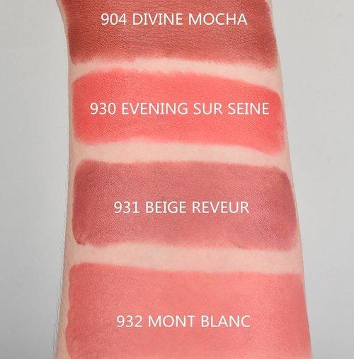 Swatches Shade My Lips But Better L'oreal Paris Color Riche Rouge Magique Lipstick. Favorite aku shade #932 Mont Blanc.  Review lengkap ada diblog aku yaaa www.reistilldoll.com  #clozetteid #lipstick #clozette #makeup #beauty #getthelook #GetTheMagique #getthemagic #mlbb #mylips #lorealparis #lorealparislipstick #loreallipstik #bloggerperempuan