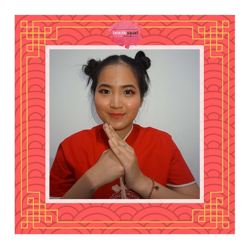 Spring festival (~Chinese New Year) is around the corner! Have you got your makeup idea for te celebration? Here's my CNY make up look, catch the tutorial on my blog . . . . . . . . #Beautiesquad #BSFebCollab #BSCollab #CNYMakeup #clozetteid #LYKEambassador #jenntan #jennitanuwijaya #beautynesiamember #bloggermafia #beautyinfluencerjakarta