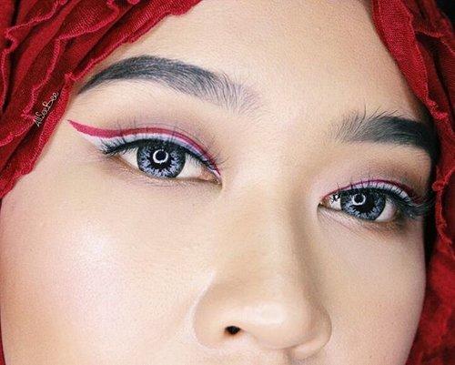 #day18 #100daysofmakeupchallenge #allseebee #clozetteid #ivgbeauty #indobeautygram #beautyblogger #indonesia #sayaindonesia #akuindonesia #HUTRI72 #RI72