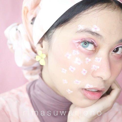 Teng nong nengteng  nong neng Im so pretty and you like that 🐒____________________________#clozetteid #makeuptutorial #makeupideas