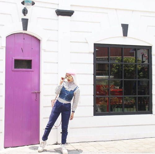 Everything will be good soon, Just hang in there 🧚🏻♀️ . . . . . #clozetteid #ootdindo #ootdfashion #hijabootd #hijabootdindo #exploreyogyakarta #rimapiknikjogja #ggrep #blogger #bloggerstyle #bloggerlife #ootdhijabindo