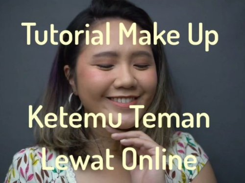 Sekarang ketemu teman hanya bisa lewat online aja nih, hihihi. . @maybelline Baby Skin Pore Erase @pixycosmetics Make It Glow Dewy Cushion - Natural Beige @maybelline Concealer @cathydollindonesia 4D Tatto Real Brow - Brown @riveracosmetics Luminous Micro Powder @riveracosmetics Runway Blazt @brunbrun_paris Magic Pink @silkygirl_id Gen Matte Lip Cream @fanbocosmetics Precious White Eye liner @maybelline Colossal Maskara . #jeanettegy #jeanettegytutorial #ClozetteID #clozette #beauty #makeup #tampilcantik @tampilcantik #cchannel #cchannelfellas #cchannelbeautyid @cchannel_id @cchannel_makeup_id #beautycollabid #BandungBeautyVlogger #bandungbeautyblogger