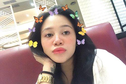 Thank YOU for the butterflies 🥰 #YangTauAja————— #clozetteid  #SingleMama #SingleMom #SingleMomIndonesia #MomBloggerIndonesia #MamaBlogger #MamaOfTwins #TwinMama #BeautyBloggerIndonesia #JakartaBeautyBlogger #BackInTheGame #BEAUTIESQUAD #TampilCantik #SelfLove