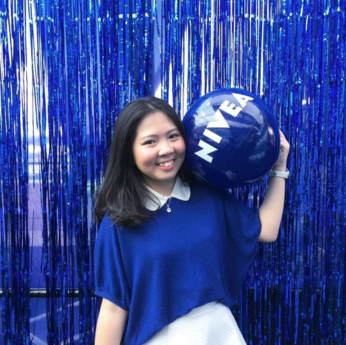 [ #cleansedbynivea #niveaxmedanbeautygram ] Attending @nivea_id event at @citywalks with our special guest @bubahalfian ! and guess what? eventny seru bangets! peep my ig stories and watch the excitement of this event ❤️