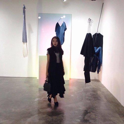 A day at @zaloraid Designer Project (1/3) ✨ . . 📸 @karimalibrianti #zaloradesignerproject #zaloraindonesia #clozetteid #clozette