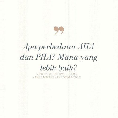 🎼 Membedakan AHA dan PHA cukup mudah: poly artinya punya 2 atau lebih OH dalam ikatan molekul. Buat yang enggak pengen bahasa ngejelimet, gampangnya sih, PHA lebih gentle.🎼 PHA yang paling dikenal secara umum adalah glucunolactone dan lactobionic acid. Lactobionic acid sebetulnya bisa disebut juga sebagai aldobionic acid (ABA). Istilah apalagi, tuh? Sebetulnya ikatannya dua atau lebih OH juga sih, sama aja kayak PHA. Makanya ABA juga dianggap PHA.🎼 Lactobionic acid terbentuk dari gula, berasal dari laktosa. Ada juga maltobionic acid yang berasal dari maltosa. Jadi, beberapa jenis PHA adalah jenis exfoliator yang terbentuk dari molekul gula.🎼 PHA ada loh di kulit kita. Fungsinya untuk memperhalus permukaan kulit, memperbaiki tone, menghidrasi, dan mengencangkan.🎼 Glucunolactone vs glycolic acid pernah diuji. Dalam segi pengembalian elastisitas kulit dan penyamaan warna tone, GA lebih unggul. Tapi jika bicara segi sensitivitas, glucunolactone lebih baik.Mana yang sudah kamu coba antara AHA dan PHA? (Edison et.al, 2004), (Ruey J Yu & Eugene J Van Scott, 2004), (Lorna Bowes, 2013) #insommiaskinformation #ingredientswelearn #clozetteid