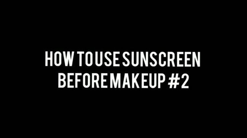 "<div class=""photoCaption"">Pada  <a class=""pink-url"" target=""_blank"" href=""http://m.id.clozette.co/search/query?term=MiaSkincareTutorial&siteseach=Submit"">#MiaSkincareTutorial</a> pertama, saya akan membahas bagaimana menggunakan sunscreen sebelum makeup:.🌥️ Satu sendok teh untuk wajah dan leher adalah takaran yang pas ketika kamu apply sunscreen untuk mendapat proteksi maksimal. Untuk wajah sendiri sebetulnya kira kira minimal seperempat dari satu sendok teh. Meski kamu pakai SPF 50 sekalipun, kalau enggak sampai takaran sesuai, kemampuan produknya enggak akan setara dengan efektivitasnya secara teori. Maka salah satu cara untuk memastikan kamu mendapat proteksi yang sesuai adalah reapply.🌥️ Pastikan kamu enggak ngegosok sunscreen kayak lagi gosok kotoran panci; dengan semangat '45 tuntas sampai sunscreen terserap. Baik sunscreen maupun moisturizer dengan SPF bisa memberikan perlindungan yang sama, asalkan kamu membiarkan sunscreen mengering sendiri. Menurut satu studi, terlalu lama membiarkan sunscreen diratakan, akan membuat efektivitas SPF berkurang 25% karena malah nempel di tangan, bukan muka.🌥️ Tunggu minimal 10 menit sebelum pakai makeup. Akan lebih baik jika kamu aplikasikan lagi layer kedua sunscreen sebelum pakai makeup untuk memastikan proteksi yang kamu dapatkan itu tepat. Kementerian Kesehatan, Tenaga Kerja, dan Sosial Jepang merekomendasikan dua kali mengaplikasikan sunscreen sebelum keluar rumah.Sekian tutorial hari ini! Thank you @rumahmakeupuccino sudah meminjamkan studionya yang kece badai 😆😆...📸 Canon EOS M100🎬 Shotcut, Inshot 🎼 Rain (ft Enine) . <a class=""pink-url"" target=""_blank"" href=""http://m.id.clozette.co/search/query?term=sunscreencream&siteseach=Submit"">#sunscreencream</a>  <a class=""pink-url"" target=""_blank"" href=""http://m.id.clozette.co/search/query?term=skincareroutine&siteseach=Submit"">#skincareroutine</a>  <a class=""pink-url"" target=""_blank"" href=""http://m.id.clozette.co/search/query?term=makeuptutorials&siteseach=Submit"">#makeuptutor"