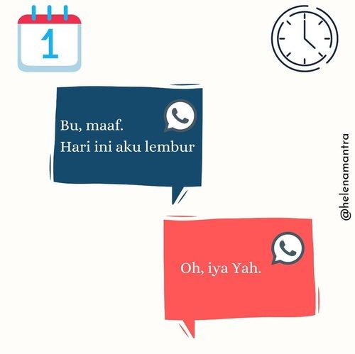 """Curahan Hatiku~🧕 """"Yah, terganggu apa gak kalo ku tanya kapan pulang?""""👨🦱""""Gak. Kadang lupa ngabarin kalau fokus ke pekerjaan.""""Ada yang begini atau cuma aku aja yang lebay? 😌#husbandwife #husbandwife4life #marriagelife #marriagelife #marriagegoals #newlyweds#clozetteid #menikah #suamiistri #romantis #sahabatjannah #keluargaislami #keluargasakinah"""