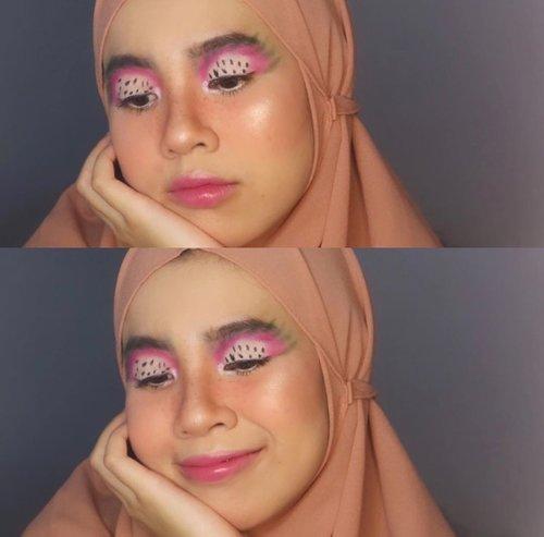 Makeup inspo by @pinterest #clozetteid #indobeautyblogger #jakartabeautyblogger #indobeautysquad #beautybloggerindonesia #beautiesquad #itsbeautycommunity