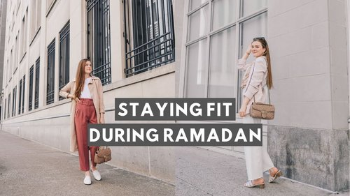 How to Stay Healthy During Ramadan | Amanda Asad - YouTube