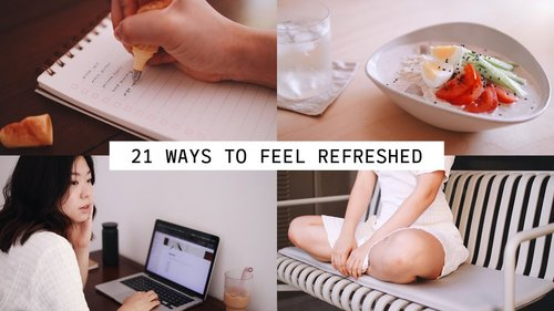 🚿 21 WAYS TO GET OUT OF A SLUMP   My Reset Routine - YouTube