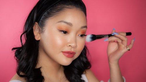 My Everyday Make Up Tutorial | Lana Condor - YouTube