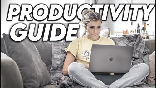 How I ACTUALLY Stay Productive Working From Home - YouTube