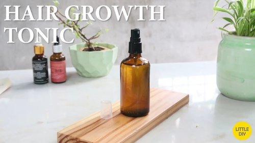 OVERNIGHT HAIR GROWTH TONIC - YouTube