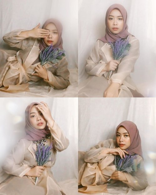 Virtual photoshoot untuk si tukang virtual photoshoot pakai koleksi terbarunya @withlenelle ✨@photobyaperture @ridsjafinanda • #ApertureFor #ClozetteID