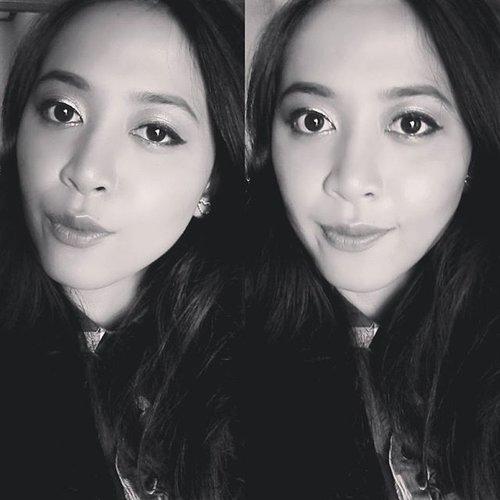 sudah gapernah selfie skarang (alhamdulillah ya hahaha). ini foto juga dari kapan... =___=  #ClozetteID