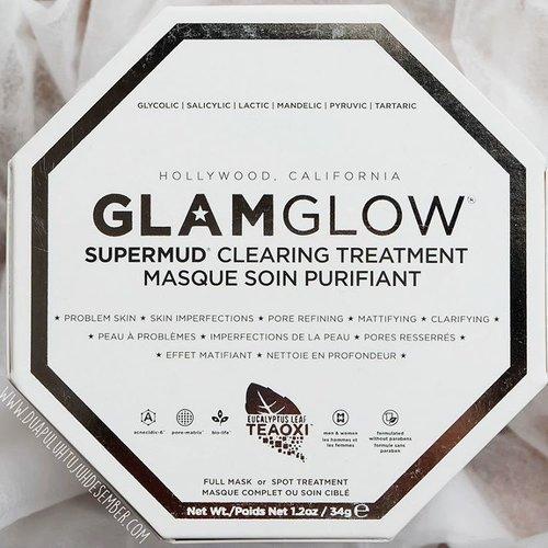Review lengkapnya di : http://www.duapuluhtujuhdesember.com/2016/12/glamglow-supermud-clearing-treatment.html ❤ #glamglowid #glamglow #glamglowreview #glamglowsupermud #nosponsoredpost #duapuluhtujuhdesember #acnetreatment #skincare #clozetteid #clozettedaily #bloggerbabes #indonesianbeautyblogger