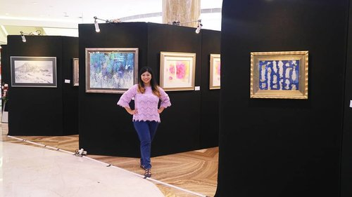 ...#KFest2019IDJohayo #KFestival2019ID #Kpassport2019 #kfestival2019 #luseechinstoryofkorea #sahabatkorea #koreanet #Korea #exhibition #art #예술제 #lifestyle #blogger #instablogger #fashion #ootd #clozetteid #soconetwork