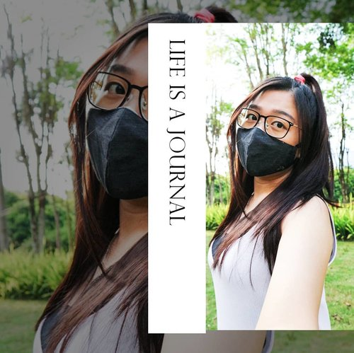 Imagine 2020 pandemic will be written as historical event in the next 10 years, and you've lived through it to tell the tale 🤔 . . . . . #sbybeautyblogger #blogger #masked #maskon #fightcovid19 #clozetteid #indonesiablogger #indonesiabeautyblogger #bloggerindonesia #surabayabeautyblogger #beautybloggersurabaya #sbyblogger