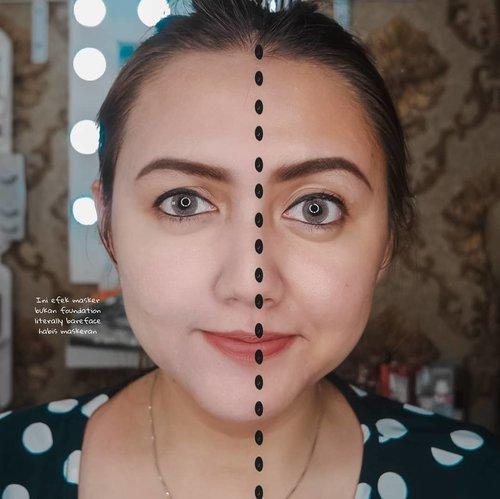 New video UP on my channel! LINK DI BIO guys..😂😂 Ini masker bikin putih banget ga wajar dalam 1 x pemakaian wkwkwk Kalo kalian mau tau masker apa, cuss mampir ke youtube gue yaah wkwkwk . . . . . . . . . . #clozetteid #femaledailynetwork #khansamanda #sociollabloggernetwork #theshonetinsiders #beautybloggerid #beautybloggerindonesia #indobeautyvlogger #indobeautysquad #100haringontenwithibc #beautyblogger #beautysocietyid #clozetteambassador #beautyinfluencer #ivgbeauty#skincarehacks#skincareroutine#cchannelbeautyid#clipperhuntbatch1#cchannelfellas@cchannel_beauty_id@cchannel_makeup_id@lemoninfluencer.id#skincaretips#skincareremaja#skincarelokal#eminacosmetics#rahasiagadis#indovidgram#tiktokindo#skincaremurah #maskeralami