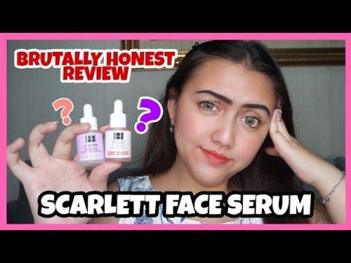 [Review] Scarlett Face Serum | Khansamanda - YouTube