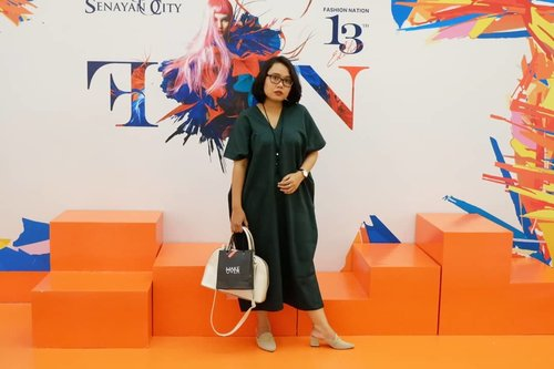 Today all about Fashion Nation ✨  #ATSxMAKEOVER #SCFASHIONNATION #FNXIII2019 #SENAYANCITY . . . #weshopatvelvet #benkalook #clozette #ClozetteID #fashion #ootd #ootdid #berrybenka #FashionNation #jakarta #indonesia #girls #lookbook #lookbookindonesia #ootdmagazine