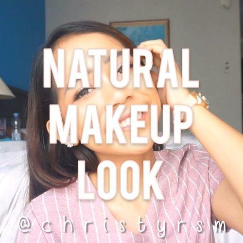 I wanna be your favorite girl~~ Heyo Beauties! 💖 Hari ini pada mau kemana? Di video ini, aku bikin makeup tutorial yang super gampang dan pakai produk drug store. Semoga bisa menjadi inspirasi makeup kalian yapp! 😉 • Produk yang digunakan: 🌈 @maybelline Baby Skin Pore Eraser 🌈 @mustikaratuind Foundation Beauty Queen Series (Caramel) 🌈 Maybelline Instant Age Rewind Concealer (fair) 🌈 @eminacosmetics eyeshadow (Nude) 🌈 @essau.beaute Eyeliner 🌈 Kiss Me Heroine Mascara 🌈 @lakmemakeup x @anggierassly Precision Marble Eyebrow (Grey) 🌈 Emina Checklit Nude Brown 🌈 Emina CC Cake Latte 🌈 @thebalmid Highlighte n Con Tour 🌈 @getthelookid Color Riche Matte 248 🌈 Emina Magic Potion (Scarlet) 🌈 @practk Power Blender Purple • 🎵Best Friend - @marylouvillegas • #makeupturorial #makeupvideos #tampilcantik #ivgbeauty #clozetteid #bunnyneedsmakeup #indobeautygram #makeupjunkie