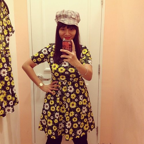 New dress by Forever 21.