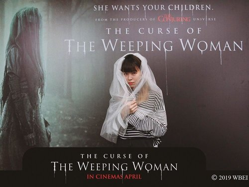 Foto kali ini agak dark, namanya juga abis nonton film horror 😱 Just watched The Curse of The Weeping Woman with @clozetteid. Tak kusangka filmnya sangat intens dan ga dikasih napas, mana setannya muncul ga pake cape 😂😂 Overall filmnya cukup serem dan fun sih (iya fun teriak-teriak), bolehlah ditonton buat yang suka film horror #TheWeepingWomanID #ClozetteID...#moviereview #horrormovies #lallorona #thecurseoflallorona #reviewfilm #lifestyleblogger #indonesianfemalebloggers #bloggerperempuan