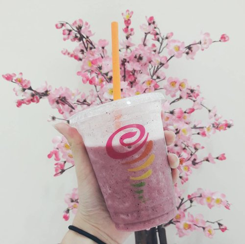 This is so good! . . . #jambajuice #healthyjuice #foodie #foodporn #drink #vsco #vscocam #jakartafoodie #jktgo #ggrep #clozetteid #lifestyle