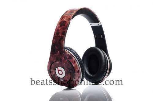 Beats By Dr. Dre Studio Walnut Over the Ear Headphones Buy Online