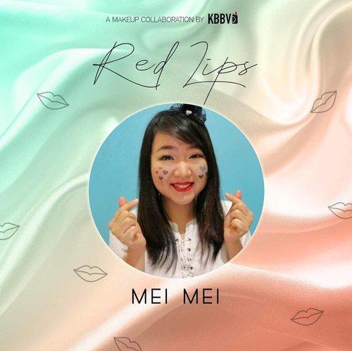 Hi Uniquesss! This is my first time having beauty collaboration with @kbbvindo.. Makeup challenge bareng KBBV kali ini bertema 'Red Lips Makeup'.. . Nah, disini aku pakai Rivera Absolute Matte Lipstick shade Rebellious Red.. Warnanya pigmented banget dan nggak bikin bibir kering..💄💕💋 . Product used: ✨@elfcosmetics Acne Fighting Foundation ✨@riveracosmetics Absolute Matte Lipstick shade Rebellious Red ✨@pixycosmetics Line & Shadow in Green ✨@altheakorea X BCL eye palette ✨Chica Y Chico One Kill Pen Liner ✨@altheakorea Brow Wow Eyebrow Pencil in brown . Swipe ⬅️➡️ untuk lihat hasil temen-temenku yg lain, yuk! . 💞@dewispt@isthiud @sepur13 @litariantii . 💗@xryzuchan@siskapariska@vinalvinul @thathakusuma @dinara_anggra . 💙@fiarevenian@esybabsy@irene_unarso @zlindra@flowrindesu . 💚@ikapril@imnawayoyoy@xllenlimx @muandaruni@nmaudiani . 💝@thalitapusp@nuraminust@tamioktari @diahrahays@gitaindraswari@dew_ms . 💜@puputfebriina@hani_noer27 @agnesiarezita@adeeeannie_no@erikafey_@rtnasrdw . . . . . #kbbvmember #kbbvmakeupcollab #makeup #makeupart #beautycollab #redlipstick #collaboration