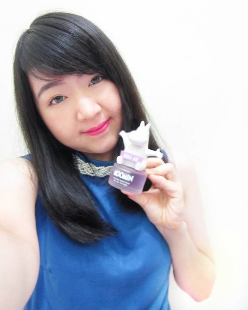 """Thank you, @0.8l_indonesia Surprisingly, i got this super cute DEMETER Figure Perfume """"HUG ME"""" EDT.. It has sweet musk scent (so, i can use it for my daily activity).. For longevity, it last around 4-5 hours.. . . . . . #kbeauty #MOOMIN #campaign #edt #review#MOOMINFigurePerfume #KISSME #HugMe #LOVEME #08L #08Liter #clozetteid #clozettedaily"""