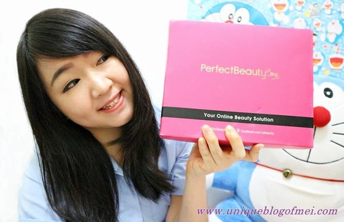 Unboxing Perfect Beauty Box Video from @perfectbeauty_ID is updated on #meisuniqueblog What's inside the cute pin box? Curious to know more? visit this link: bit.ly/perfectbeautybox 😊😊😊 . . . . . . #clozettedaily #larose #review #japaneseshampoo #perfectbeauty #beautybox  #kbbvmember #haircare #ibb #ifb #beautynesiamember #beautyblogger #indonesianblogger  #indonesianbeautyblogger  #Indonesianfemalebloggers #clozetteID
