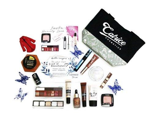 Happy Saturday Uniquesss! 😊😊😊 Catrice punya beberapa makeup baru lho.. . . Mei baru aja dapet beauty package terbaru dari Catrice Cosmetics @mybeautypedia.id.. . . Koleksi produk ini bisa Uniquesss dapetin eksklusif hanya di JD.ID beauty.. Cuss, buruan mampir sebelum kehabisan! 😊😀 . . . . . #InstaBeautyLook  #MakeupArtistatheart #CatriceIconicSquad  #CatriceIndonesia . . . . . #beautyblogger #bloggerID #makeup #instabeauty #ivg #beautynesiamember #potd📸 #clozetteID #vsco #bloggerjkt