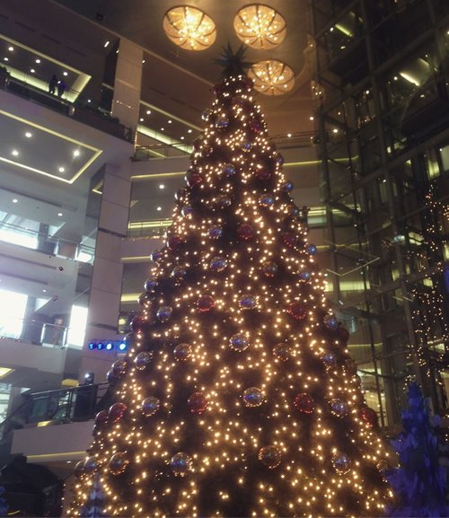 Christmas 2019 🎄•••••#christmas #celebration #christmastree #giantchristmastree #christmas2019 #merrychristmas #christmascelebration #festiveseason #tamananggrek #tamananggrekmall #christmasseason #holidayseason #potd #indonesian_blogger #clozetteid #inspiration #instalike #instagood #fashion #blogger #fashionblogger #fblogger #fashiondiary #instafashion #beauty #beautyblogger #bblogger #indonesianblogger #instabeauty #aiachantraveljournal
