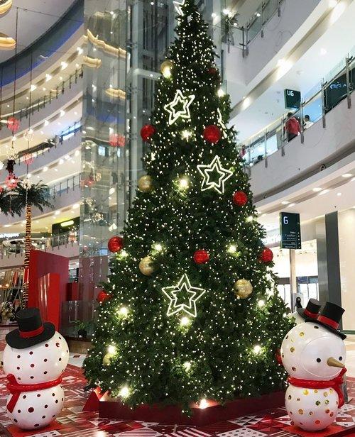 It's Christmas!! 🎄⛄️•••••#christmas #celebration #christmastree #giantchristmastree #christmas2020 #merrychristmas #christmascelebration #festiveseason #centralparkmall #centralpark #christmasseason #holidayseason #potd #indonesian_blogger #clozetteid #inspiration #instalike #instagood #fashion #blogger #fashionblogger #fblogger #fashiondiary #instafashion #beauty #beautyblogger #bblogger #indonesianblogger #instabeauty #aiachantraveljournal