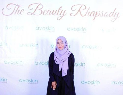 Up on my blog cerita keseruan Avoskin #BeautyRhapsody . Oiya, aku ceritain produk barunya juga 💕💕 #ErnysJournalEvent #ErnysJournal #ClozetteID  #BloggerLife #Blogger