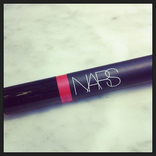 Today's purchase. Nars Velvet Gloss Lip Pencil ~ New Lover.