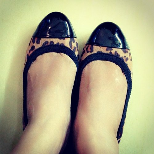 My suppa comfy flat shoes #dexflexbydexter #paylessshoes