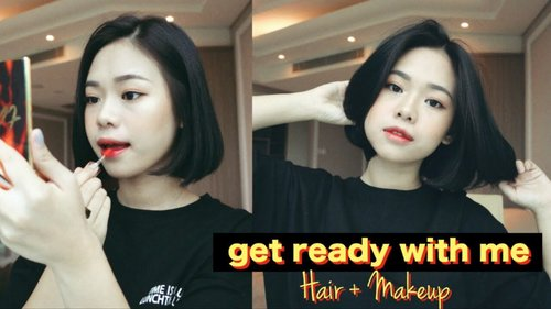 "<div class=""photoCaption"">Chill Get Ready With Me 
