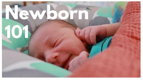HOW TO TAKE CARE OF A NEWBORN BABY -  NEWBORN 101 - YouTube
