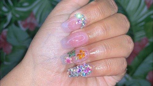 "<div class=""photoCaption"">Watch Me Do My Nails | Acrylic Nails Tutorial - YouTube</div>"