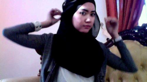 HIJAB TUTORIAL LULU ELHASBU |2 Style Hijab Tutorial by Lulu Elhasbu - YouTube|