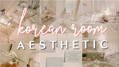 HOW TO STYLE : Korean Room Aesthetic Makeover - YouTube