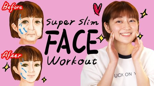 100% Effective Exercises to Slim Down Your Face Fast - Youtube